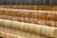 Show-venster Linoleum stock foto