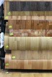 Show-venster Linoleum Stock Fotografie