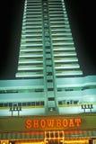 Showboat Casino on Boardwalk in Atlantic City, NJ Stock Image