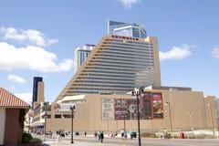 Showboat kasyno w Atlantyckim mieście, Nowym - bydło Fotografia Royalty Free