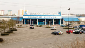 Showcase Cinemas Bristol Avon Meads Royalty Free Stock Image