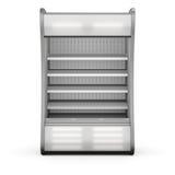 Showcase refrigeration Illuminated Stock Photography