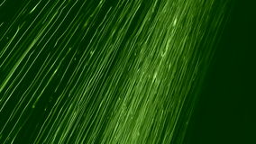 Shower Abstract 4 - Green Stock Photography