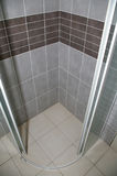 Shower-bath. You can see a shower-bath now stock photography