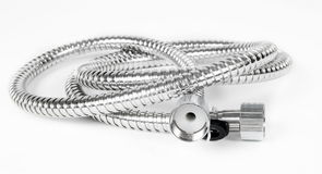 Shower or bathroom hose Royalty Free Stock Photography