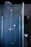 Shower blue Royalty Free Stock Photos