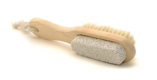 Shower brush Stock Photos
