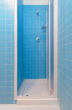 Shower cabin Royalty Free Stock Photography
