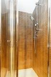 Shower cabin Stock Photos