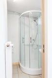 An shower cabin Stock Photography