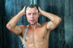 Shower Royalty Free Stock Photos