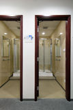 Shower cubicle Stock Photos