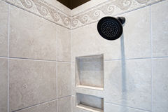 Shower detail Royalty Free Stock Images
