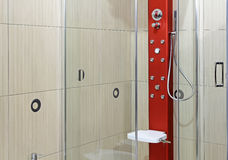 Shower detail Royalty Free Stock Photography