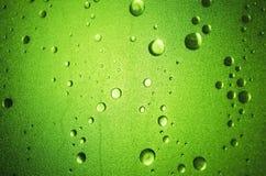 Shower Door - Lime Stock Image