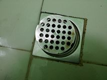 Shower Drain Stock Photos
