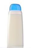 Shower gel bottle Royalty Free Stock Photos