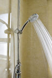 Shower head. A shower head in the bathroom Stock Images
