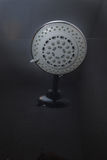 Shower head in bathroom Royalty Free Stock Image