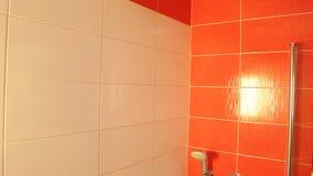 Shower head stock video footage