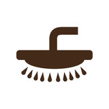 Shower head icon image Royalty Free Stock Photography