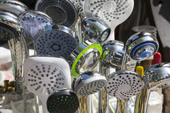 Shower Heads Royalty Free Stock Image