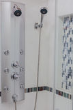 Shower Heads Taps Controls Stock Photography