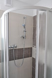 Shower at home Royalty Free Stock Photography