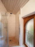 Shower of household bathroom Stock Image