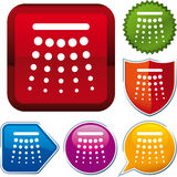 Shower icon Royalty Free Stock Image