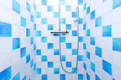 Shower inside Royalty Free Stock Photography