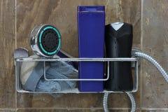 Shower items Stock Photo