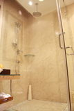 Shower Room Royalty Free Stock Photography