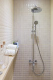 Shower room Royalty Free Stock Photo