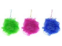 Shower Scrubber Stock Images