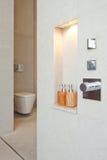 Shower valve Stock Image