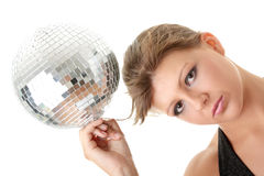 Showgirl Stock Photography