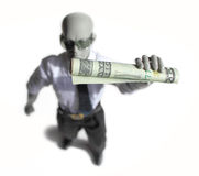 Showing Money Stock Images