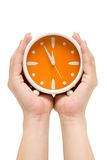 Showing Time Stock Image
