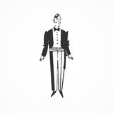 Showman Royalty Free Stock Images