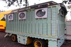 Showmans-Lastwagen Lizenzfreies Stockfoto