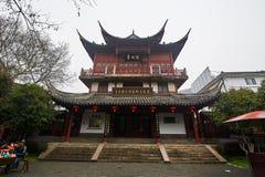 Showplace da arte popular do templo de Confucius imagens de stock royalty free