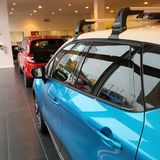 Showroom Stock Images