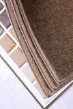 Showroom Carpet Sample Stock Photos