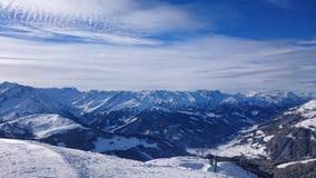 Shows mountains Stock Photos