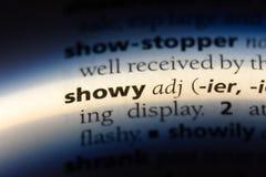 showy immagini stock libere da diritti