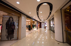 Shpping mall Stock Photography