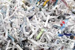 Shred Stock Image