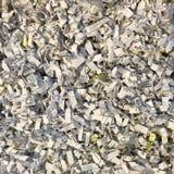 shredded бумага предпосылки Стоковое Фото