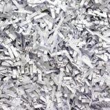 shredded бумага предпосылки Стоковая Фотография RF